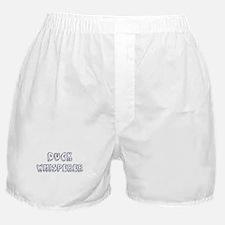 Duck Whisperer Boxer Shorts