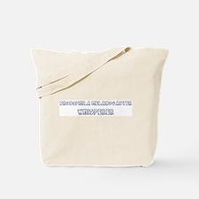 Drosophila Melanogaster Whisp Tote Bag