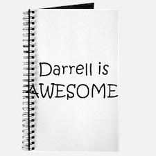 Cute Darrell Journal