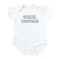 Gerbil Whisperer Infant Bodysuit