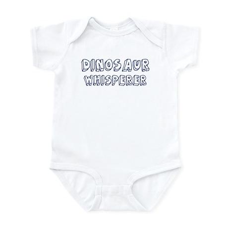 Dinosaur Whisperer Infant Bodysuit