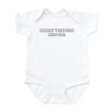 Desert Tortoise Whisperer Infant Bodysuit