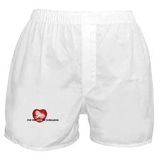 For the Love of...Boxer Shorts