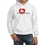 For the Love of...Hooded Sweatshirt