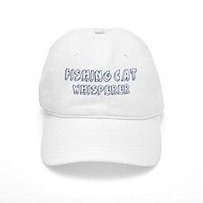 Fishing Cat Whisperer Baseball Cap