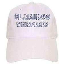 Flamingo Whisperer Baseball Cap