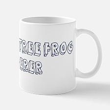 Red-Eyed Tree Frog Whisperer Mug