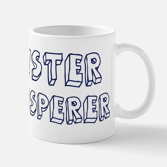 Oyster Whisperer Mug