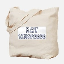 Rat Whisperer Tote Bag