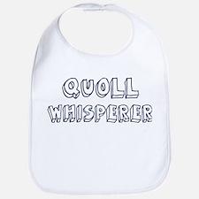 Quoll Whisperer Bib