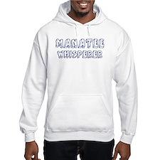 Manatee Whisperer Hoodie