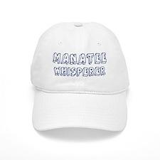 Manatee Whisperer Baseball Cap