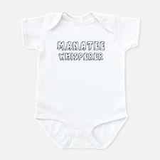 Manatee Whisperer Infant Bodysuit