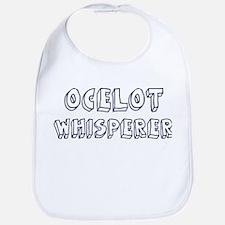 Ocelot Whisperer Bib