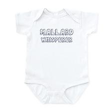 Mallard Whisperer Infant Bodysuit