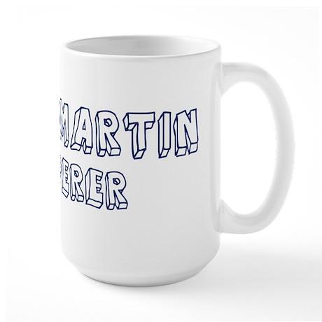 Purple Martin Whisperer Large Mug