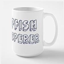 Pupfish Whisperer Large Mug