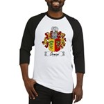 Ormani Family Crest Baseball Jersey