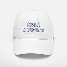 Mule Whisperer Baseball Baseball Cap