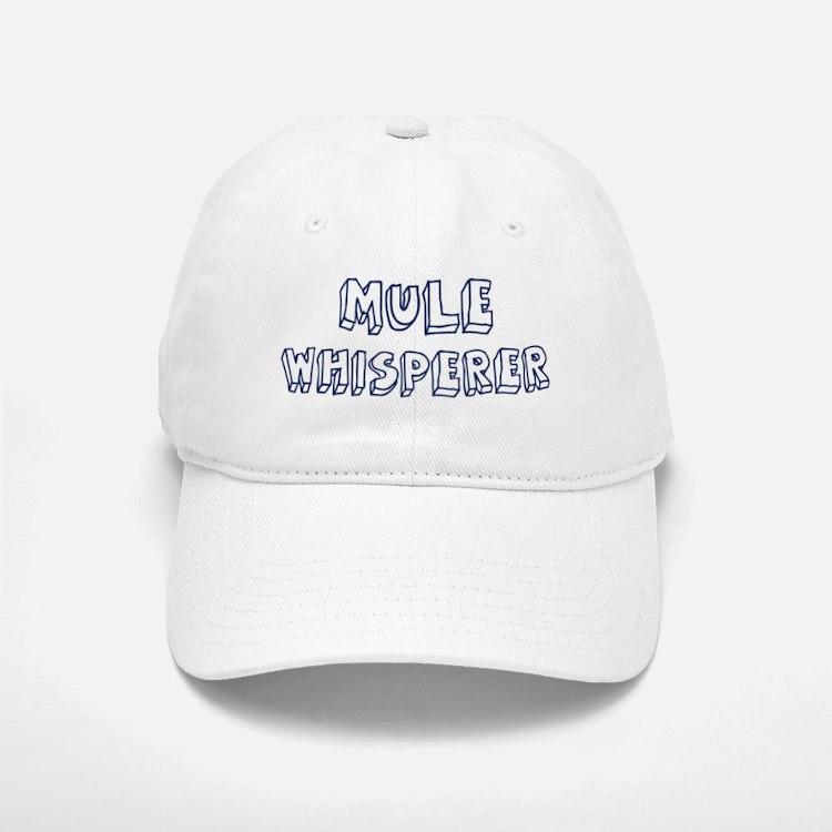 Mule Whisperer Cap