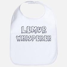 Lemur Whisperer Bib