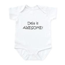 Cute Deja Infant Bodysuit
