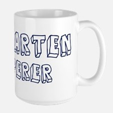 Pine Marten Whisperer Large Mug