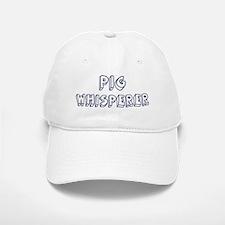Pig Whisperer Baseball Baseball Cap