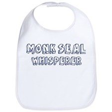 Monk Seal Whisperer Bib