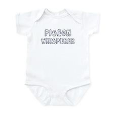 Pigeon Whisperer Infant Bodysuit
