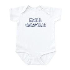 Krill Whisperer Infant Bodysuit