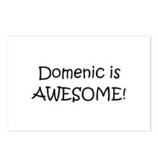 Cool Love domenic Postcards (Package of 8)