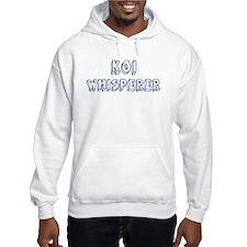 Koi Whisperer Jumper Hoody