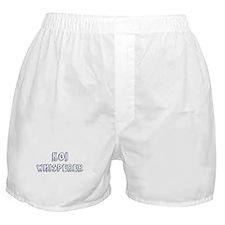 Koi Whisperer Boxer Shorts