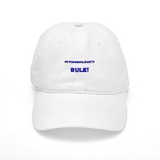 Psychobiologists Rule! Baseball Baseball Cap