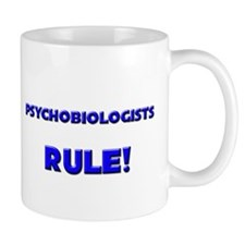 Psychobiologists Rule! Mug
