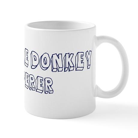 Miniature Donkey Whisperer Mug