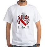 Orzo Family Crest White T-Shirt