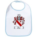 Orzo Family Crest Bib