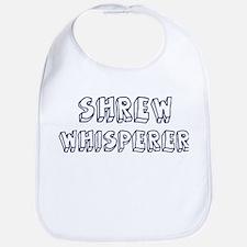 Shrew Whisperer Bib