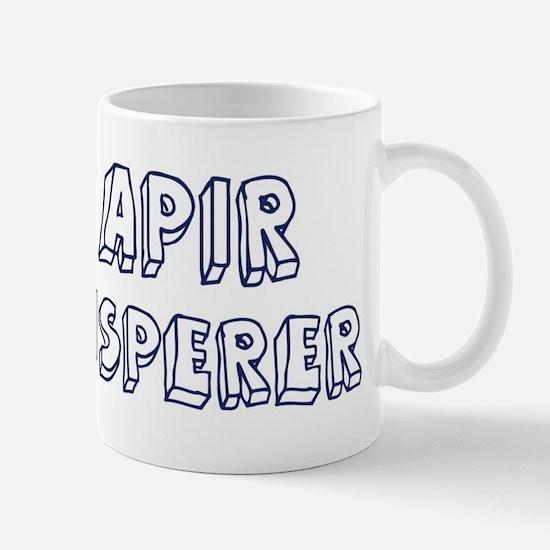 Tapir Whisperer Mug