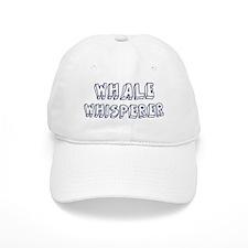 Whale Whisperer Baseball Cap