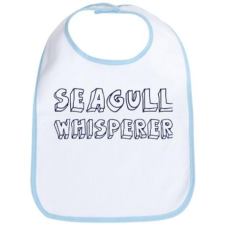 Seagull Whisperer Bib