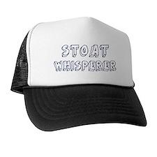 Stoat Whisperer Trucker Hat