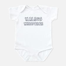 Walrus Whisperer Infant Bodysuit