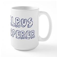 Walrus Whisperer Coffee Mug