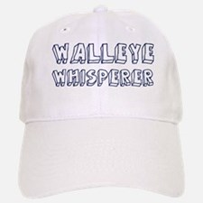 Walleye Whisperer Baseball Baseball Cap