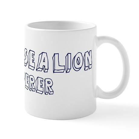 Steller Sea Lion Whisperer Mug