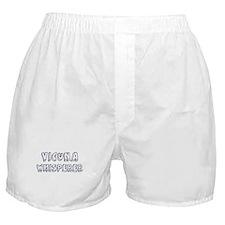 Vicuna Whisperer Boxer Shorts