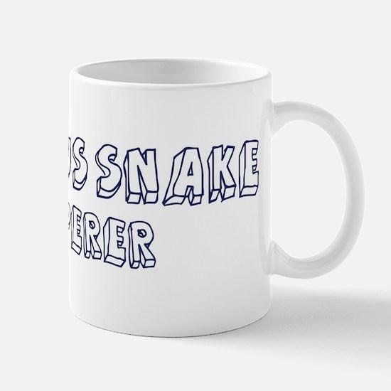 Vervet Monkey Whisperer Mug